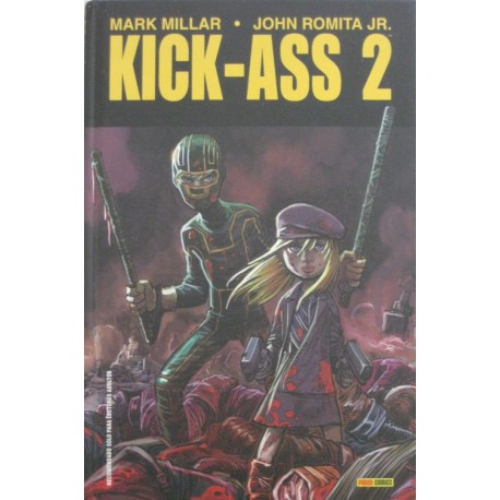 KICK-ASS  Núm 2
