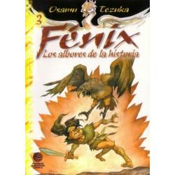 FÉNIX: LOS ALBORES DE LA HISTORIA Núm 3