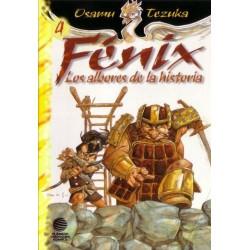 FÉNIX: LOS ALBORES DE LA HISTORIA Núm 4