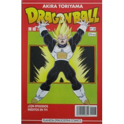 DRAGON BALL Núm 169