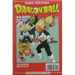 DRAGON BALL Núm 179