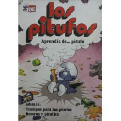 """LOS PITUFOS Núm 9 """" APRENDIZ DE … PITUFO"""""""