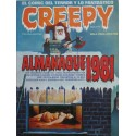 CREEPY ALMANAQUE 1981