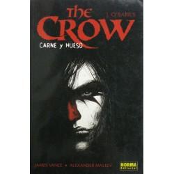 THE CROW: CARNE Y HUESO