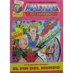 MASTERS DEL UNIVERSO Núm 1: EL FIN DEL MUNDO
