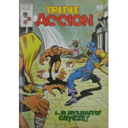 "TRIPLE ACCION VOL 1 Núm 5 ""¡… SI ATLANTIS CAYESE!"""
