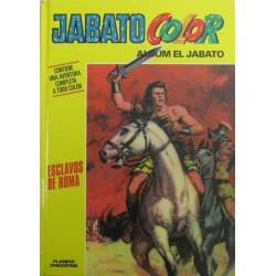JABATO COLOR. Núm 1