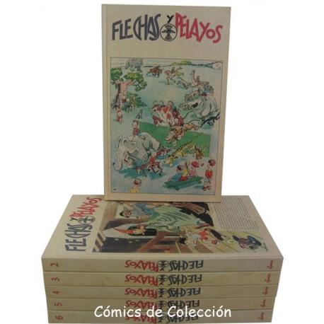 FLECHA Y PELAYOS. COMPLETA