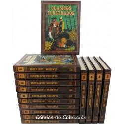 CLÁSICOS ILUSTRADOS. COMPLETA