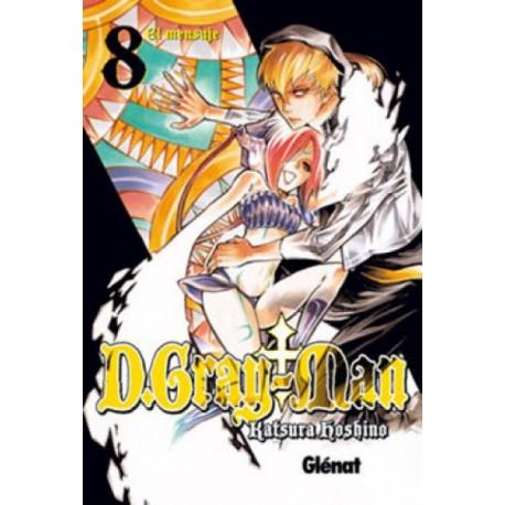 D.GRAY-MAN Núm 8