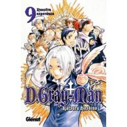 D.GRAY-MAN Núm 9