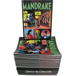 MANDRAKE: TIRAS DIARIAS. COMPLETA
