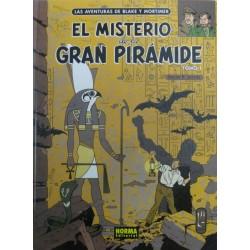 LAS AVENTURAS DE BLAKE Y MORTIMER Núm 1: EL MISTERIO DE LA GRAN PIRÁMIDE