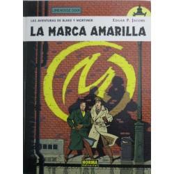 LAS AVENTURAS DE BLAKE Y MORTIMER Núm 3: LA MARCA AMARILLA