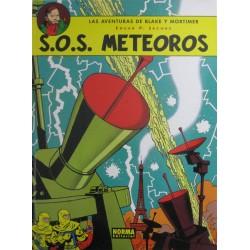 LAS AVENTURAS DE BLAKE Y MORTIMER Núm 5: S.O.S. METEOROS