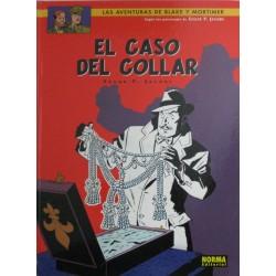 LAS AVENTURAS DE BLAKE Y MORTIMER Núm 7: EL CASO DEL COLLAR