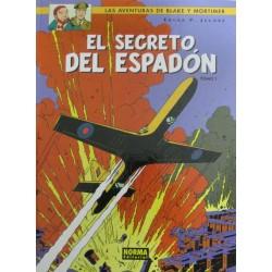 LAS AVENTURAS DE BLAKE Y MORTIMER Núm 9: EL SECRETO DEL ESPADÓN