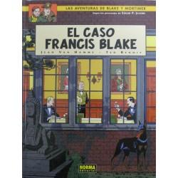 LAS AVENTURAS DE BLAKE Y MORTIMER Núm 13: EL CASO FRANCIS BLAKE