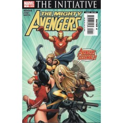THE MIGHTY AVENGERS Núm 1