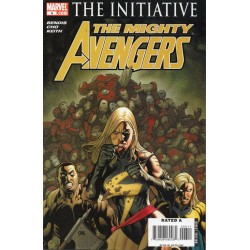 THE MIGHTY AVENGERS Núm 6