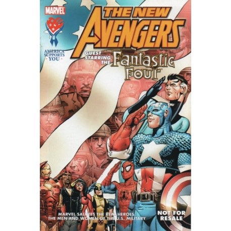 AAFES NEW AVENGERS Núm 1: SPECIAL GUETS