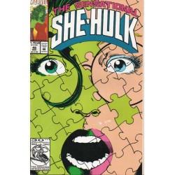 THE SENSATIONAL SHE-HULK Núm 46
