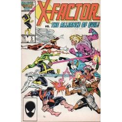 X-FACTOR Núm 5