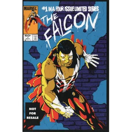 THE FALCON Núm 1
