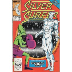 SILVER SURFER VOL 3 Núm 33