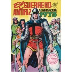 EL GUERRERO DEL ANTIFAZ ALMANAQUE 1973