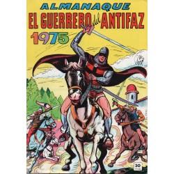 EL GUERRERO DEL ANTIFAZ ALMANAQUE 1975