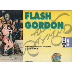 FLASH GORDON  TOMO 2