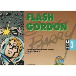 FLASH GORDON  TOMO 3
