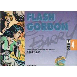 FLASH GORDON  TOMO 4