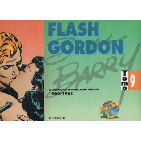 FLASH GORDON  TOMO 9