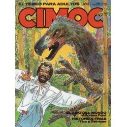 CIMOC Núm 45