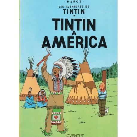 TINTIN A AMERICA
