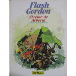 FLASH GORDON Núm 7: EL RENO DE ARBORIA