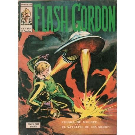 FLASH GORDON. VOL 1 Núm 17
