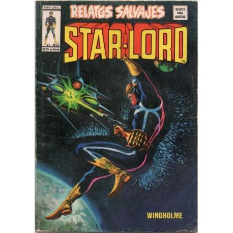 RELATOS SALVAJES VOL 1 Núm 50: STAR-LORD