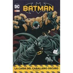 BATMAN: LA CAíDA DEL CABALLERO OSCURO Núm 2