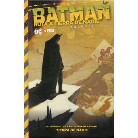 BATMAN: RUTA A TIERRA DE NADIE Núm 1
