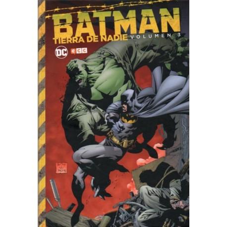 BATMAN: TIERRA DE NADIE Núm 3