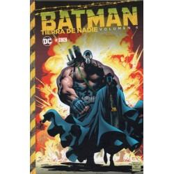 BATMAN: TIERRA DE NADIE Núm 4