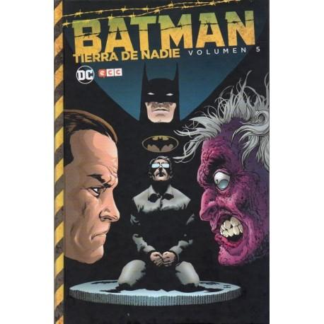 BATMAN: TIERRA DE NADIE Núm 5