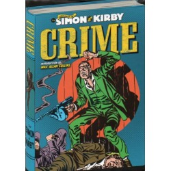 LA BIBLIOTECA DE SIMON AND KIRBY: CRIME