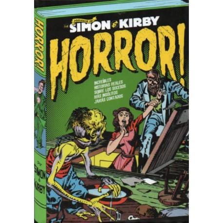 LA BIBLIOTECA DE SIMON AND KIRBY: HORROR