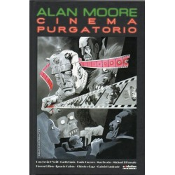 ALAN MOORE: CINEMA PURGATORIO