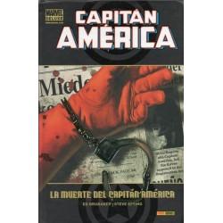 CAPITÁN AMÉRICA Núm 5: LA MUERTE DEL CAPITÁN AMÉRICA