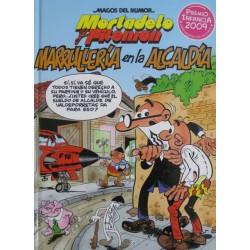 """MORTADELO Y FILEMÓN """" MARRULLERÍA EN LA ALCALDÍA"""" Núm 139"""